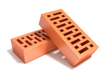 deux-briques-rouges-avec-les-trous-rectangulaires-55304021