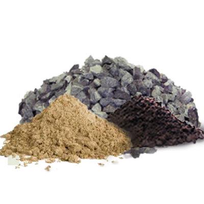 Купить песок, грунт, чернозем