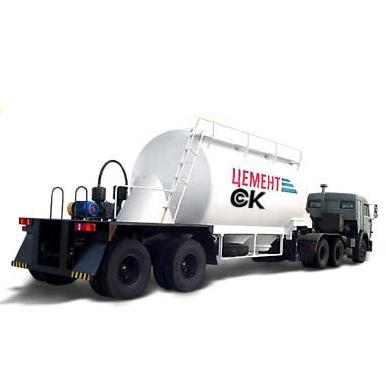 Услуги по перевозке цемента